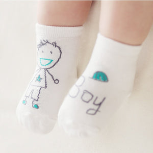 Cotton Decor Socks