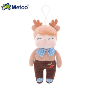 Me Too Plush Animals Key Chain Doll