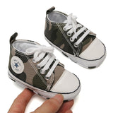 Spring Baby  Classic Canvas Sneaker Shoe