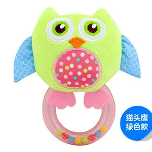 Baby Hand Bell Rattle