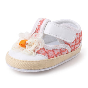 Spring Time Breathable Baby Shoes
