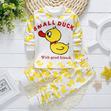 Spring Animal Baby Boys/Girls Outfit