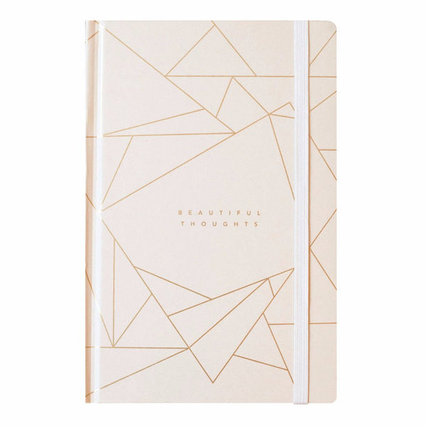 FRANK STATIONERY Beautiful Thoughts Journal