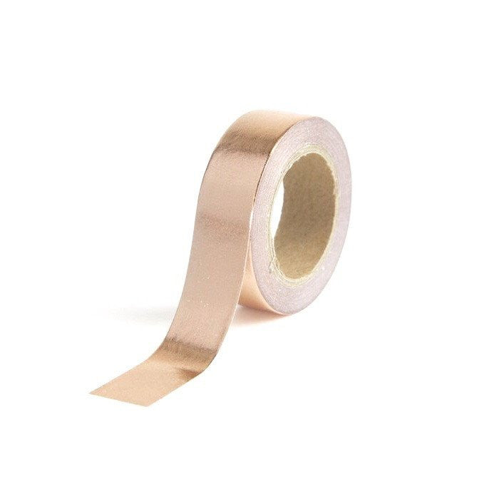 Copper Washi Tape - Made of Tomorrow - Available at Pippy Homeware