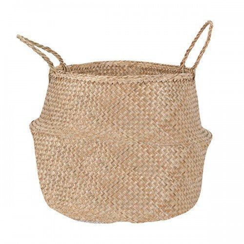 Seagrass Belly Basket - Large