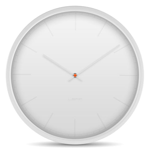 Wall Clock - Tone 35 - White - SALE