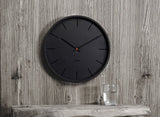 Wall Clock - Tone 35 - Black - SALE