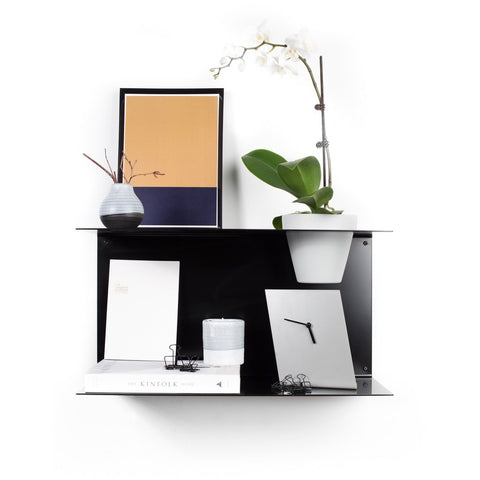 Large Fold Shelf - Black - SALE