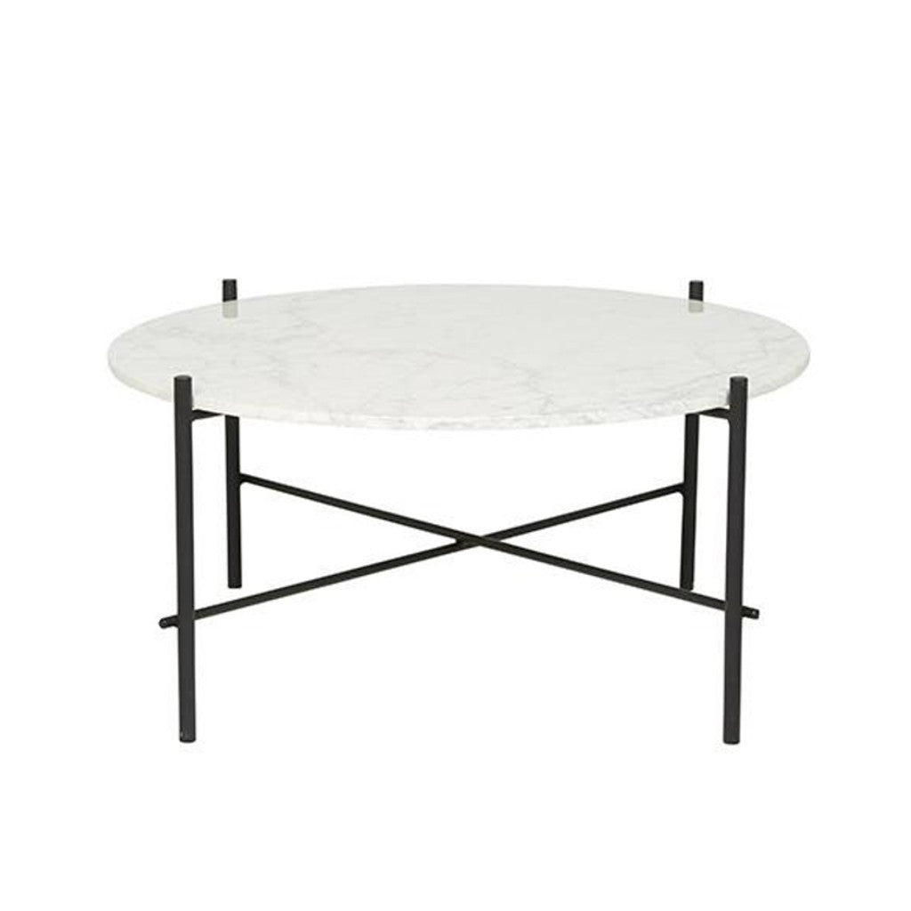 GlobeWest Elle Pipe Coffee Table. Available at Pippy Homeware.