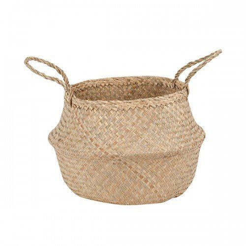 Seagrass Belly Basket - Small