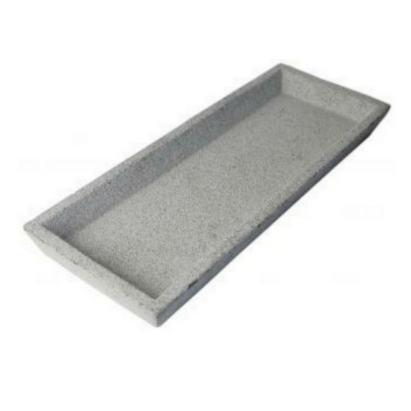 Concrete Tray - ZAKKIA - Available at Pippy Homeware