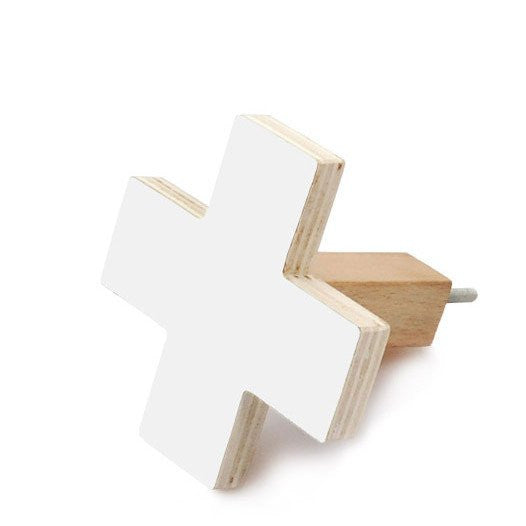 Cross Wall Hook - ZAKKIA - Available at Pippy Homeware