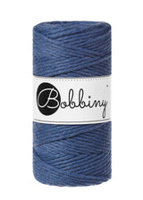 This super soft cord is perfect for Macrame or any other fibre art, and makes the most spectacular fringes and tassels.  It is made from 100% recycled cotton, is single twist and contains 56 individual fibres.  It contains no harmful substances and is approved to Oeko-Tex standards.  The inner spool is made from recycled paper and is biodegradable.  Length 100m (108 yards)  Weight 330 gms