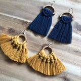 Accessories - Bamboo Earrings - Small Circle
