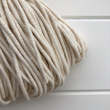 Bobbiny Braided Cords - Junior 3mm - Natural