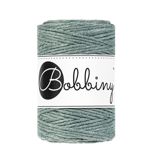 Bobbiny Single Twist Macrame Cord - Baby 1.5mm - Laurel