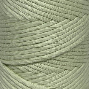 Luxury Cotton Large in Honeydew Close Up
