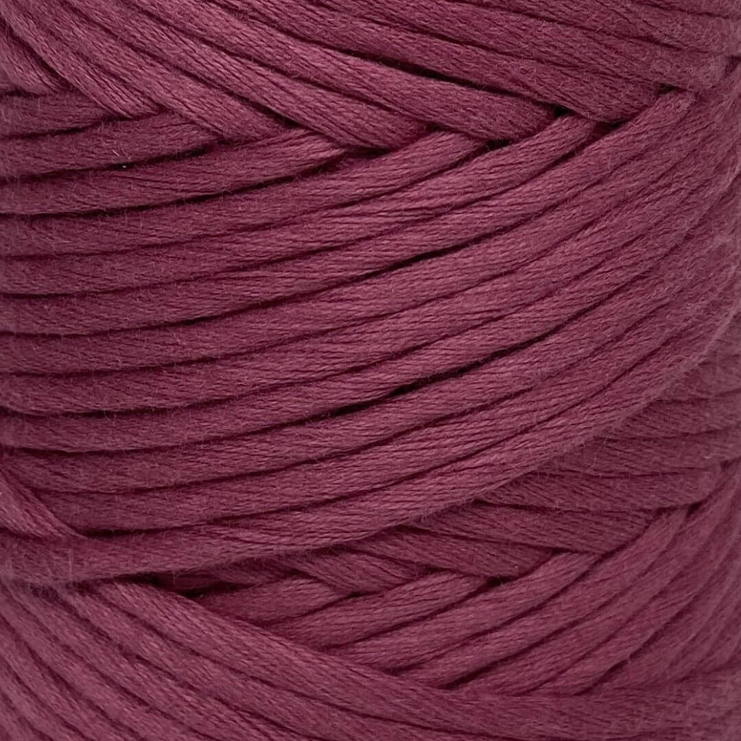 Luxury Cotton Large in Rhubarb