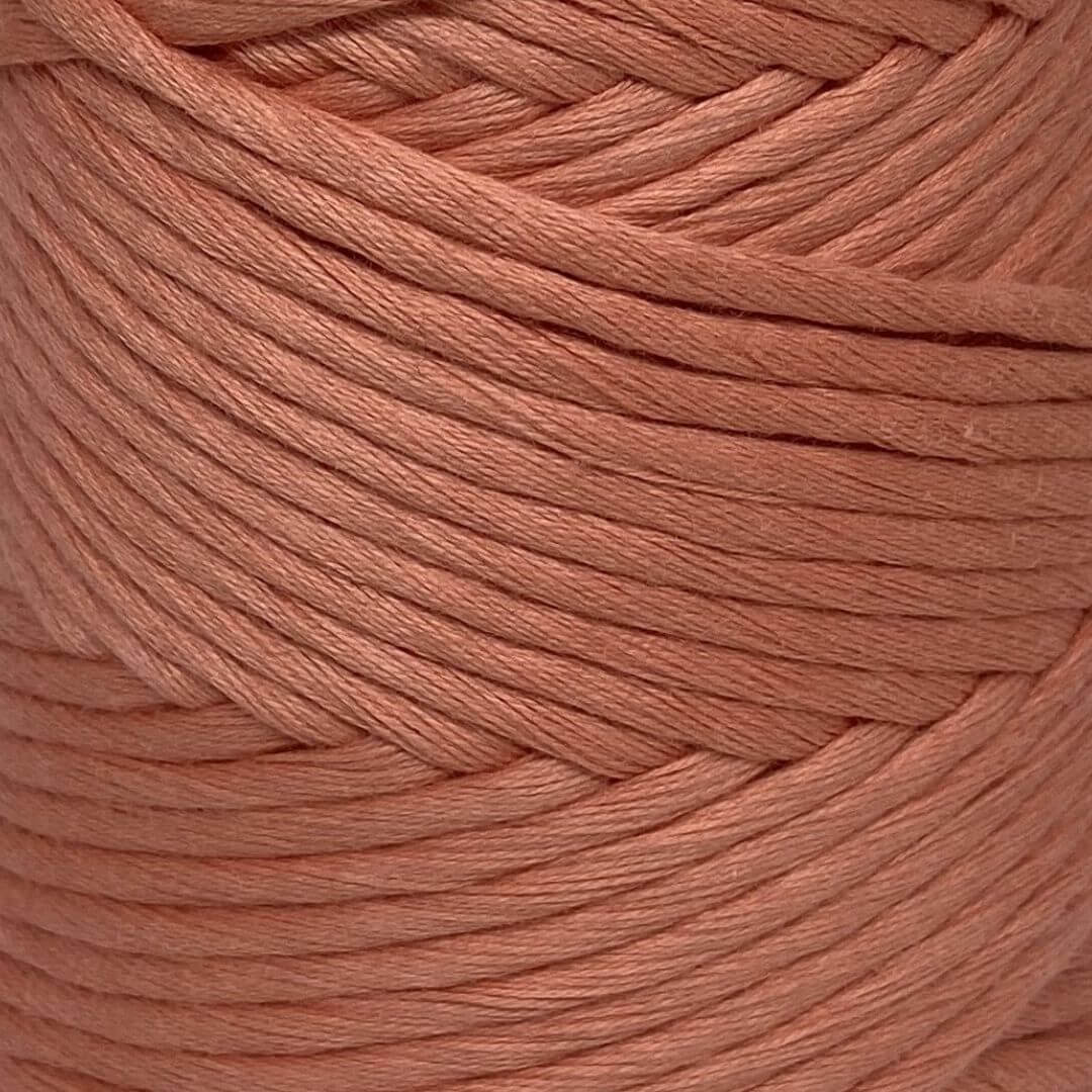 Luxury Cotton Large in Salmon