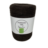 Our Ribbon Yarn is a beautifully soft woven tape-like fibre perfect for use with crochet, knitting, weaving or any fibre art. Made from 100% recycled fibres.   Length: 130metres +/-  Weight: 250gms +/-  For use with approx 7mm or above hooks depending on your project