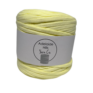 T-shirt Yarn YELLOWS Lemon Crush