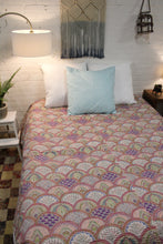 Load image into Gallery viewer, Queen/King Kantha Duvet Cover