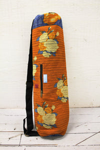 Kantha Yoga Mat Bag