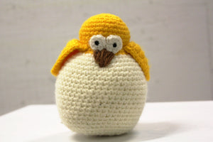 Crocheted Penguin