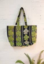 Load image into Gallery viewer, Cotton Kantha Tote