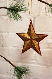 Large Star Ornament