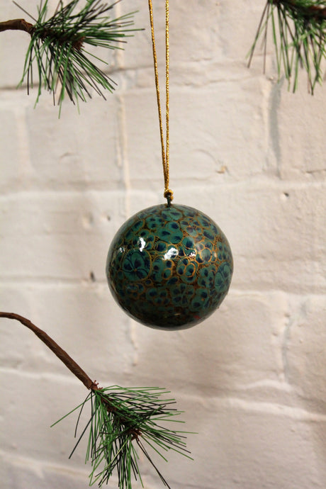 Large Ball Ornament