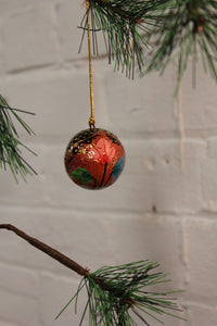 Small Round Ornament