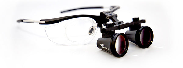 GRC Dental Loupes: High Magnification & Sharp, Crisp Images