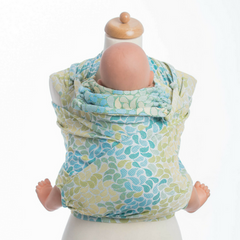 Wrap Tai - Colours of Lemonade - Mini, Wrap Tai, Lenny Lamb  - Secret Garden Baby Boutique