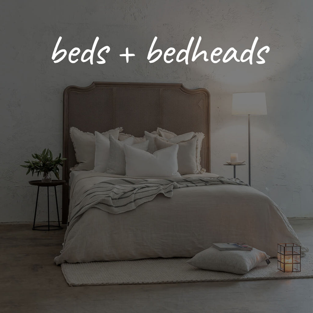 Beds + Bedheads