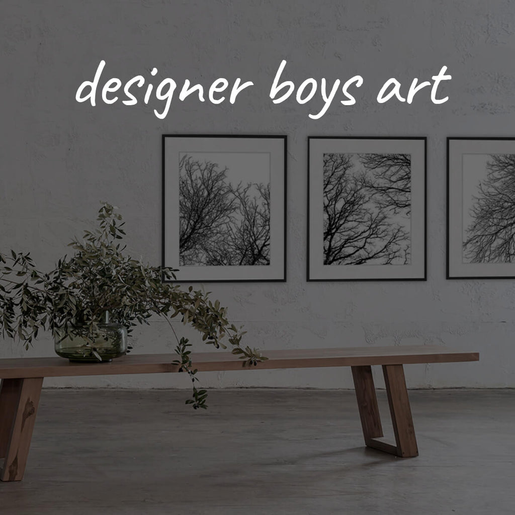 Designer Boys Artwork