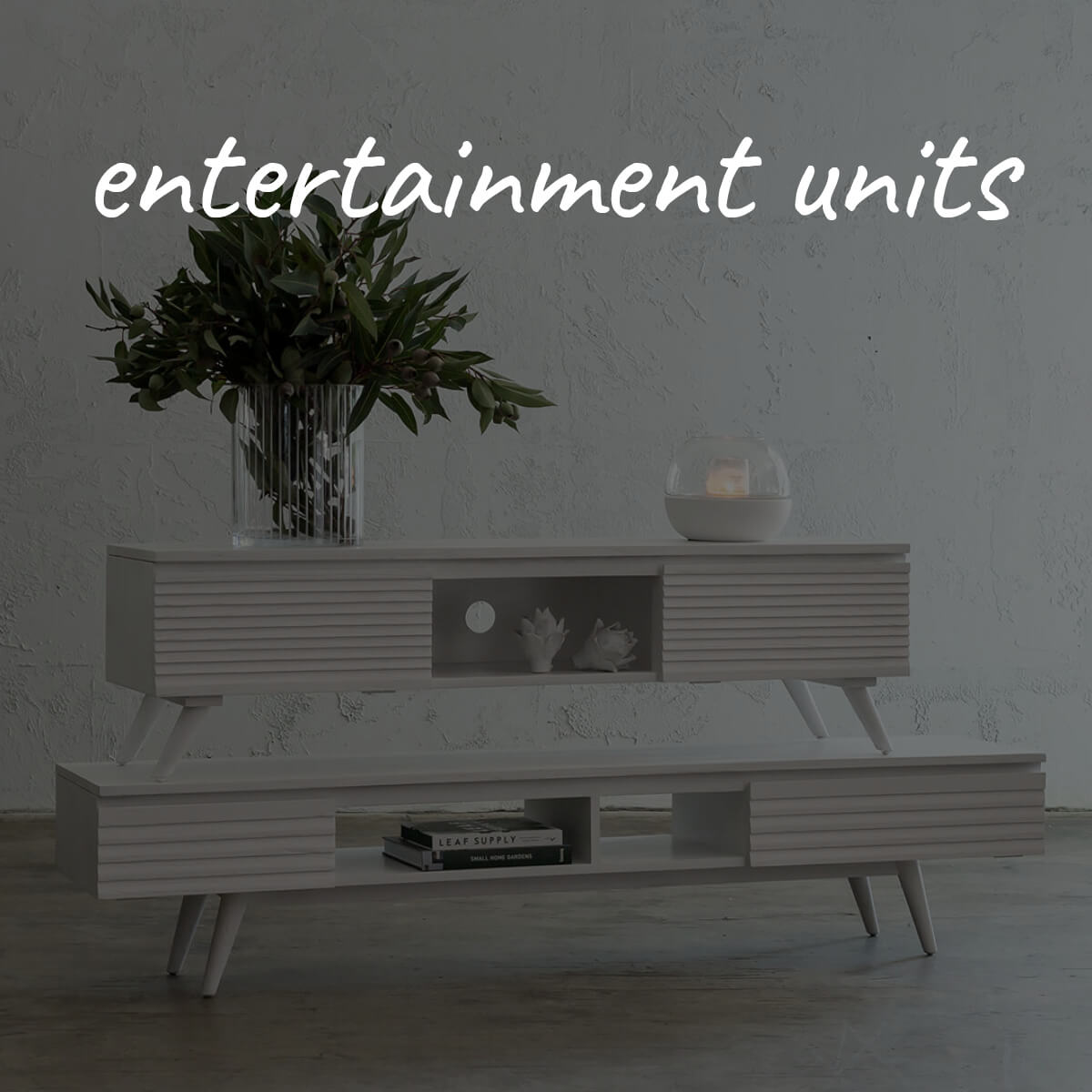 ENTERTAINMENT UNITS  |  TV UNITS  |  MEDIA UNITS