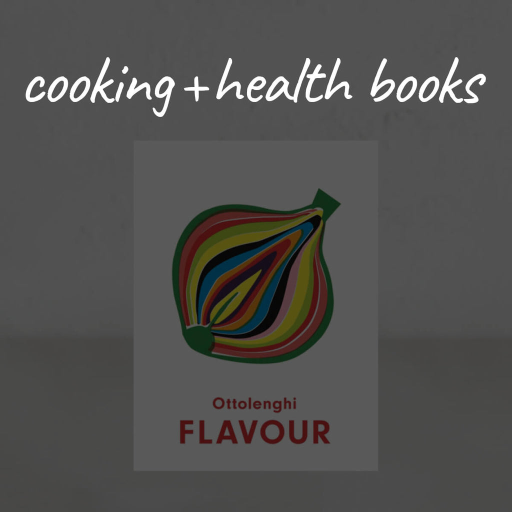 BOOKS  |  COOKING + HEALTH