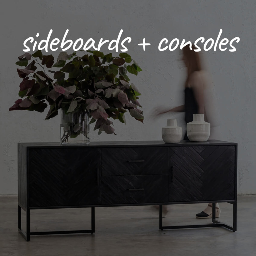 Cabinets + Sideboards