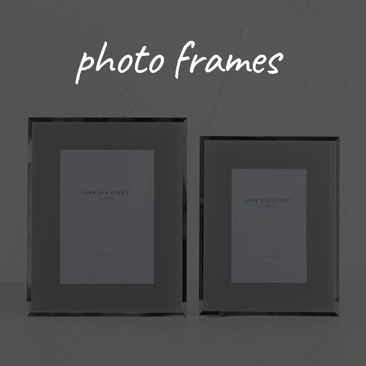PHOTO FRAMES  |  PICTURE FRAMES