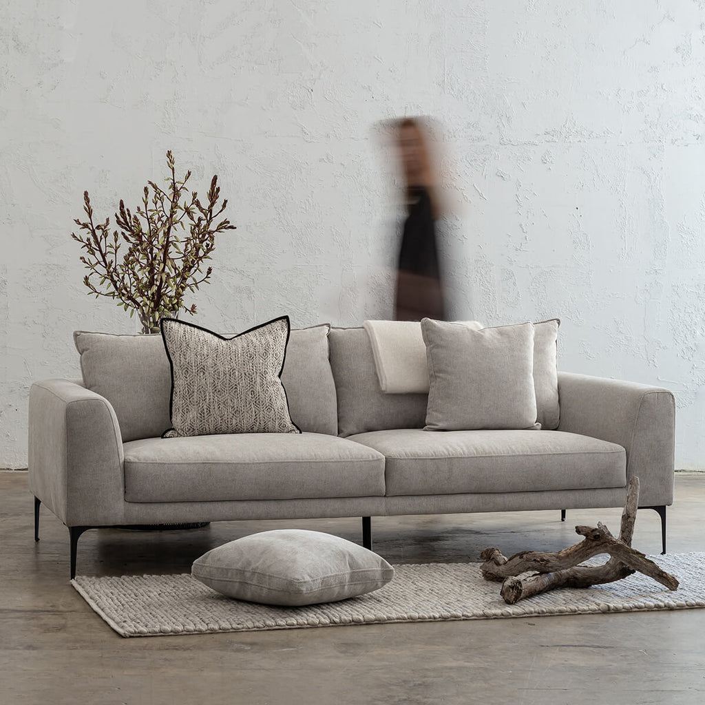 PILOTTI SOFA + CHAISE COLLECTION