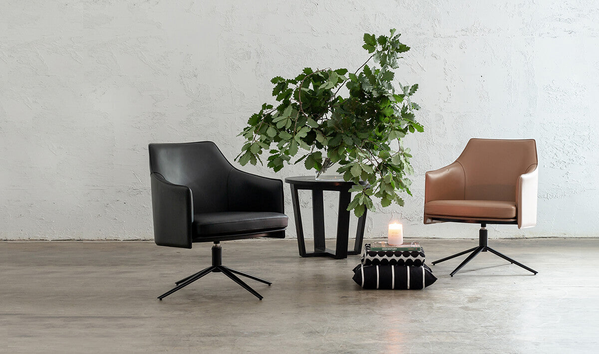 VEGAN LEATHER... THE ETHICAL OPTION FOR YOUR HOME
