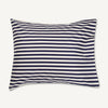 MARIMEKKO  |  TASARAITA PILLOW CASE  |  50 x 70 | BLACK +  WHITE STRIPE