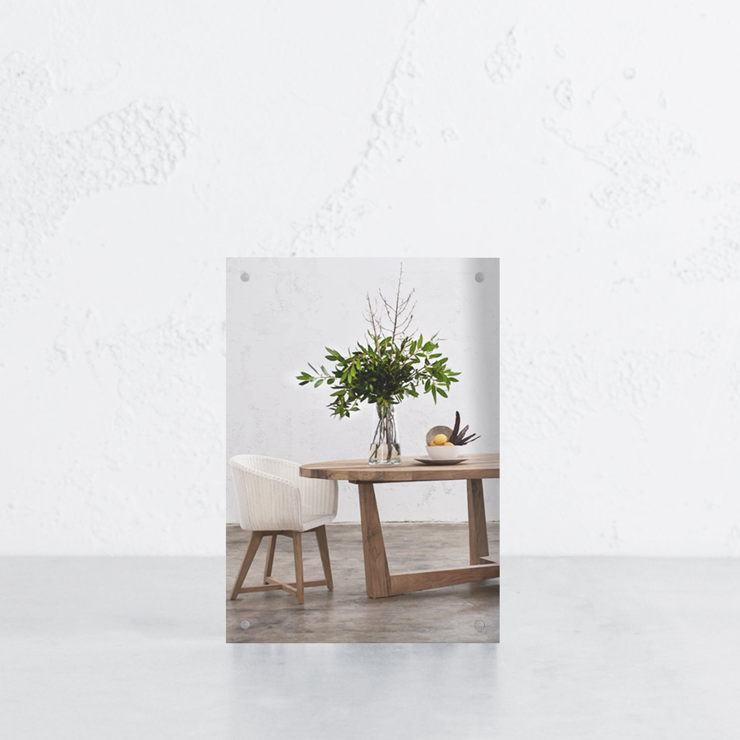 LUCID PERSPEX PHOTO FRAME | A5 ACRYLIC FRAME