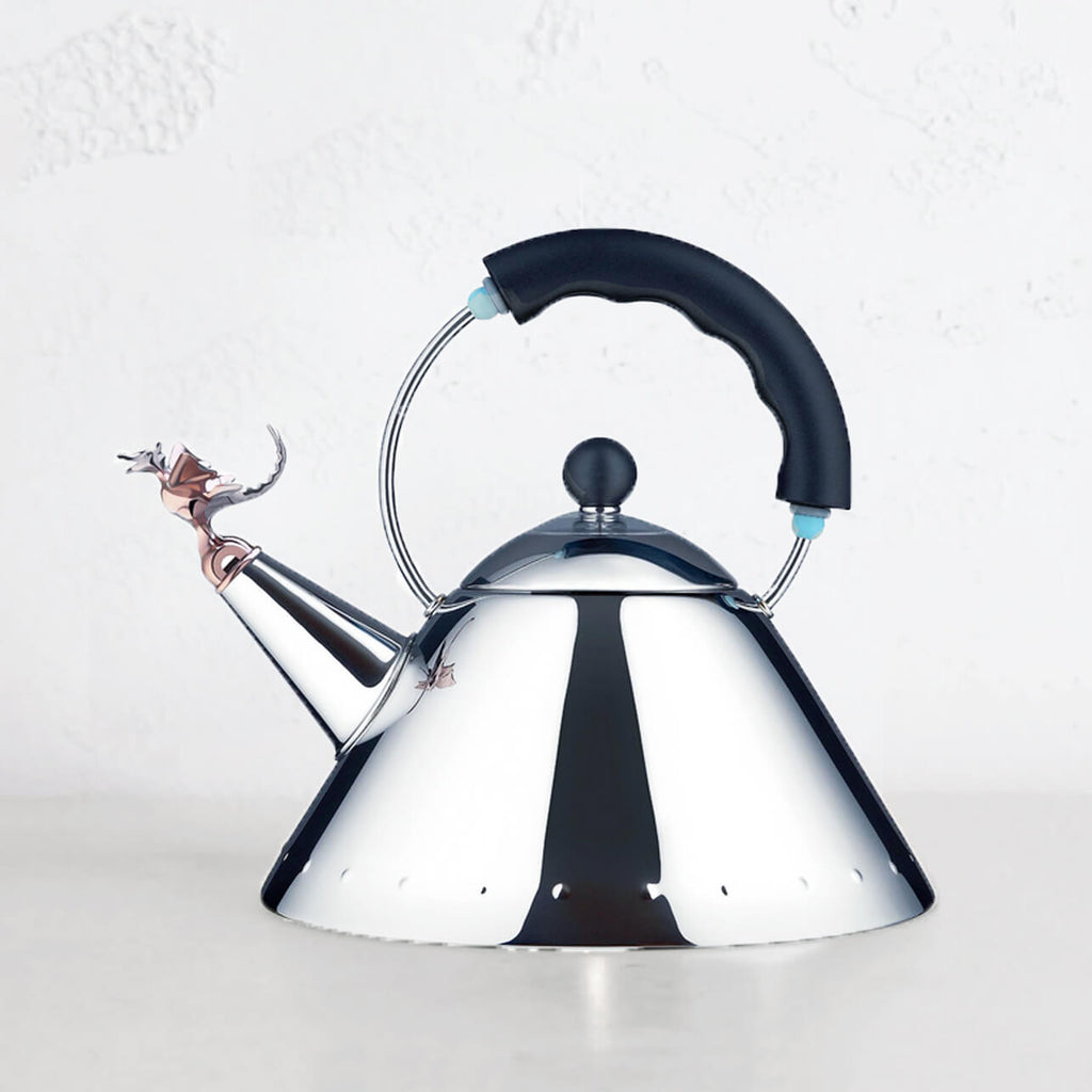 ALESSI | T-REX KETTLE | BY MICHAEL GRAVES | 9093 REX
