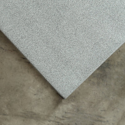 ARIA CONCRETE GRANITE SIDE TABLES |  SQUARE  |  PACKAGE  2 x SIDE TABLES  |  ZINC ASH GRANITE CLOSEUP