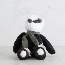 BORIS THE BADGER   |  CARBON GREY BORIS THE BADGER   |  CARBON GREY  |  SOFT BABY TOY