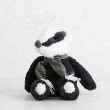 BORIS THE BADGER   |  CARBON GREY