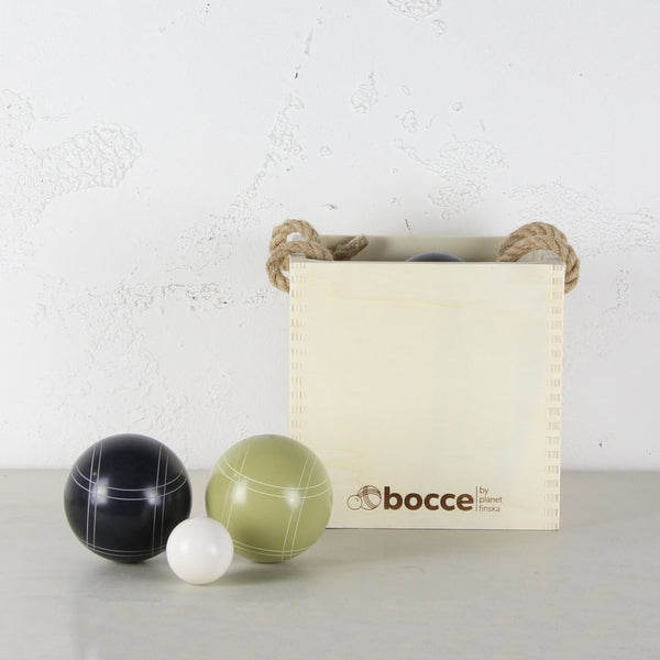 BOCCE PREEMIO  |  PLANET FINSKA  |  LAWN GAME