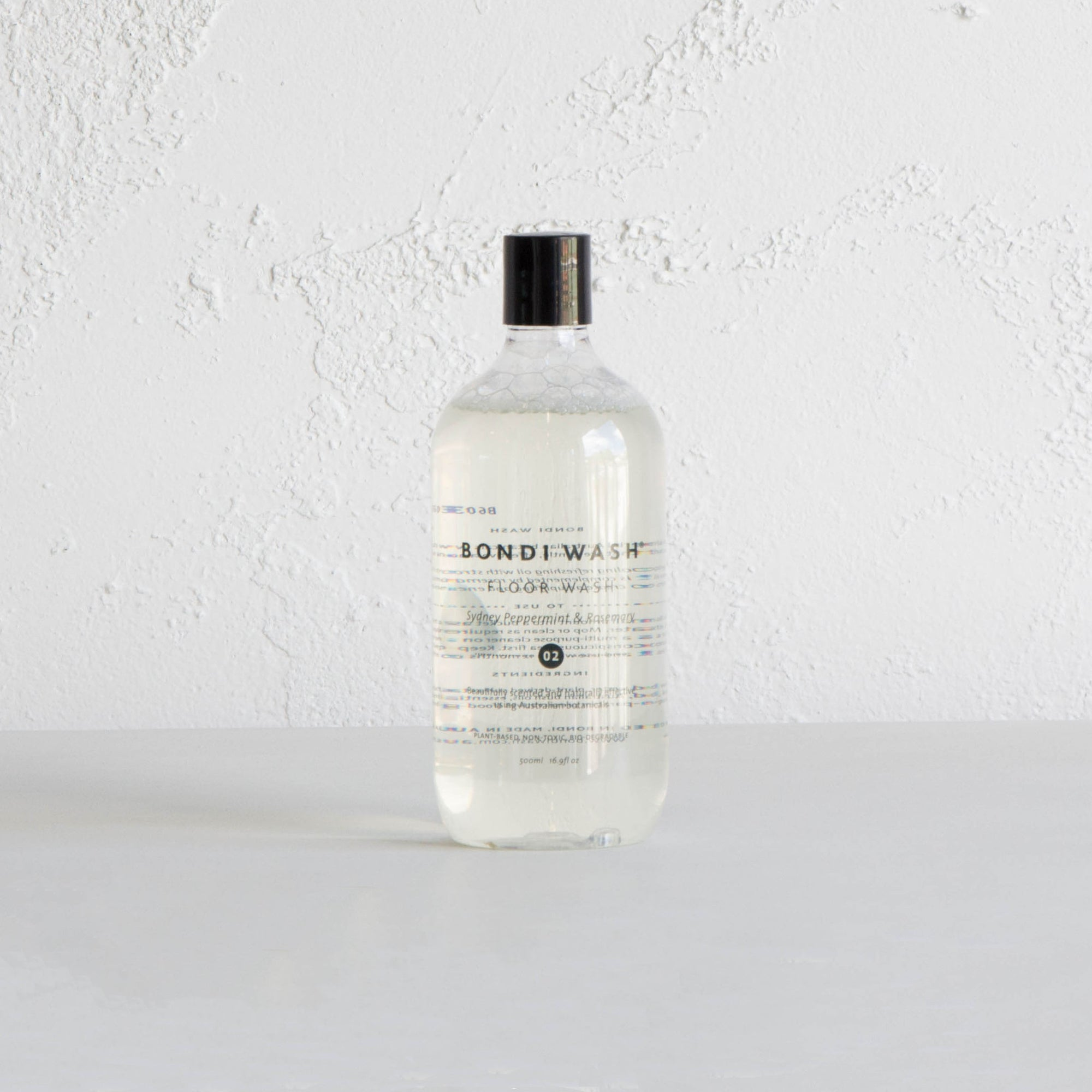 BONDI WASH FLOOR WASH  |  SYDNEY PEPPERMINT & ROSEMARY